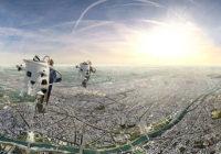 FlyView : une attraction de réalité virtuelle pour survoler Paris