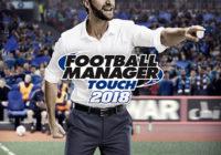 Football Manager Touch annoncé et disponible sur Nintendo Switch