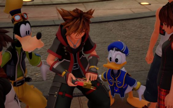 Kingdom Hearts III : des mini-jeux type Game & Watch annoncés !