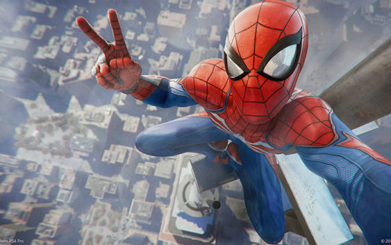 [E3 2018] Marvel's Spider-Man : 10 minutes de gameplay qui donnent envie