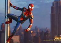 Marvel's Spider-Man : la tenue Iron Spider d'Avengers: Infinity War dévoilée