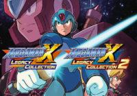 Mega Man X Legacy Collection : une date de sortie pour les compilations