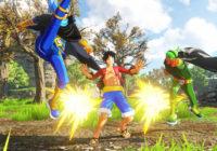 De nouveaux personnages annoncés pour One Piece: World Seeker