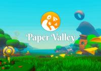 Une date de sortie pour le poétique Paper Valley sur Oculus