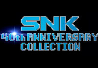 SNK 40th ANNIVERSARY COLLECTION annoncé sur Nintendo Switch