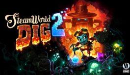 SteamWorld Dig 2 : une date pour l'édition physique sur PS4 et Switch