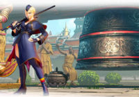 Falke rejoint le roster de Street Fighter V : Arcade Edition