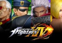 The King of Fighters XIV : un trailer pour les 4 nouveaux personnages