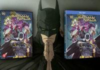 Batman Ninja : le long-métrage animé est disponible en DVD et Blu-Ray