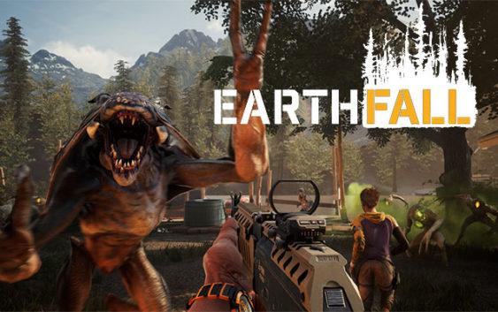 Une bande annonce de lancement pour Earthfall