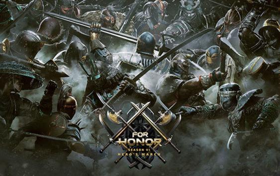For Honor : Hero's March, la saison 6, est disponible