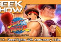 [TEST] Street Fighter 30th Anniversary Collection : un concentré de nostalgie