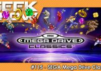 [TEST] Sega Mega Drive Classics : la nostalgie des 90's