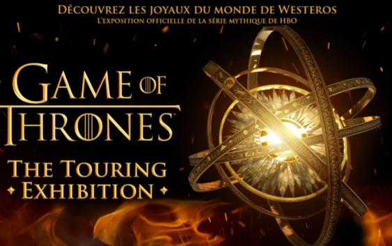 On a testé pour vous Game of Thrones – L'Exposition officielle