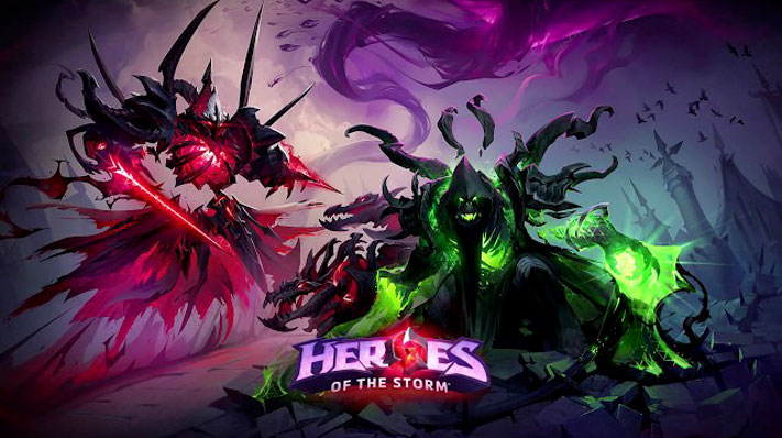 Heroes of the Storm - Le seigneur corbeau