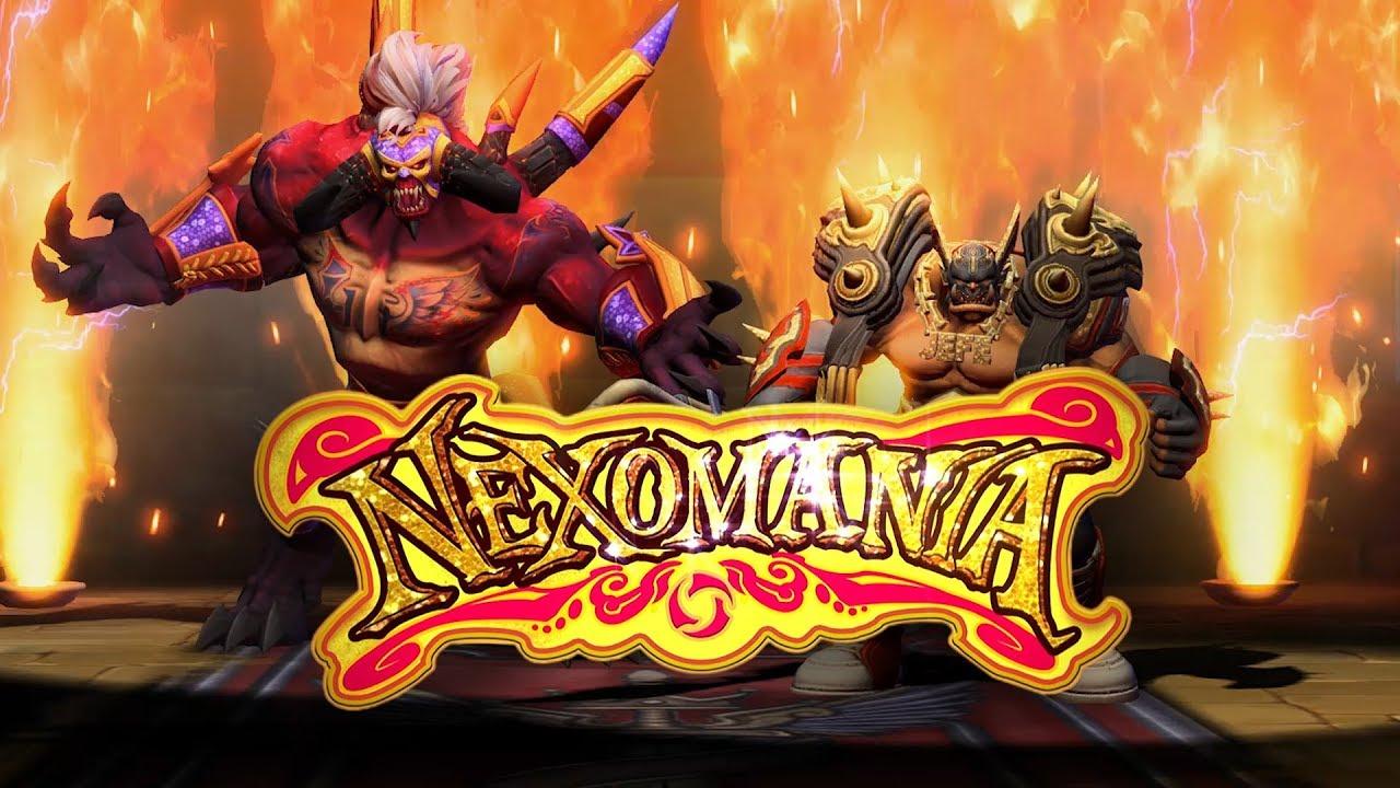 Heroes of the Storm Nexomania