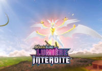 Pokémon : La nouvelle extension du JCC Pokémon Soleil et Lune – Lumière Interdite est disponible