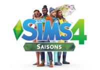 Les Sims 4 : le pack d'extension Saisons annoncé avec un trailer