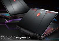 MSI GP63 Leopard : un i7 8ème génération au meilleur rapport performances-prix