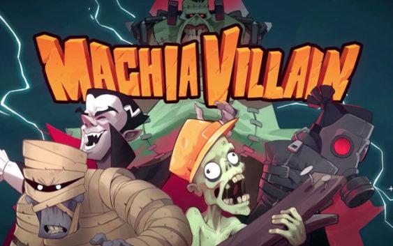 Une bande annonce de lancement pour MachiaVillain