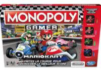 Le Monopoly Gamer Mario Kart est désormais disponible !