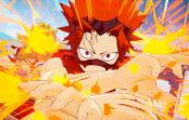 My Hero One's Justice : Fumikae, Eijiro et Kyoka rejoignent le roster