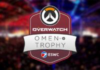[eSport] Dominez la scène Overwatch avec OMEN BY HP et l'ESWC