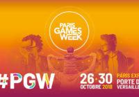 PGW 2018 : une offre promo et le retour de Paris Games Week Symphonic
