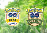 Pokémon GO Summer Tour 2018 : des événements annoncés !