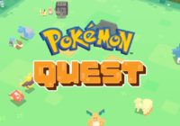 Pokémon Quest est disponible sur Nintendo Switch