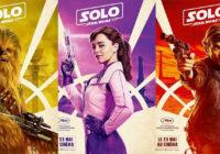 Solo : A Star Wars Story dévoile ses affiches françaises des personnages