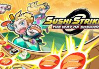 Une démo pour Sushi Striker: The Way of Sushido sur l'eShop de la Switch