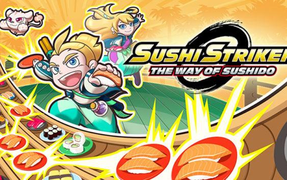 Une nouveau trailer pour Sushi Striker: The Way of Sushido