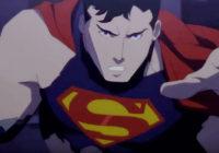 The Death of Superman : une première bande annonce pour l'adaptation animée