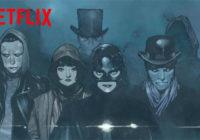 The Magic Order : Netflix dévoile le trailer son premier comic book