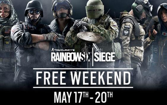 Tom Clancy's Rainbow Six Siege : un week-end gratuit à partir du 17 mai
