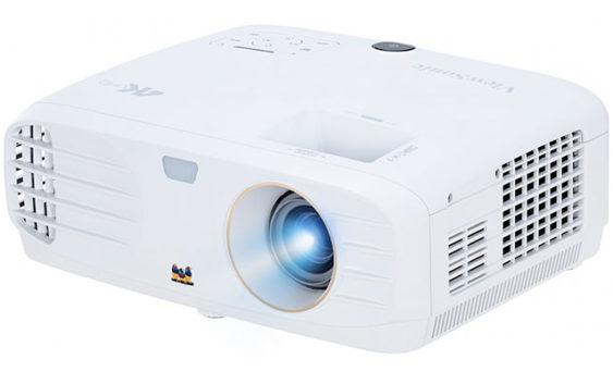 ViewSonic lance des vidéoprojecteurs de haute luminosité 4K UHD abordables