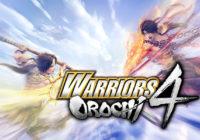 Une date de sortie pour Warriors Orochi 4