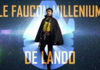 Star Wars : Donald Glover nous fait visiter le Faucon Millenium