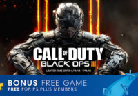 [E3 2018] Call of Duty: Black Ops 3 gratuit pour les membres PlayStation Plus