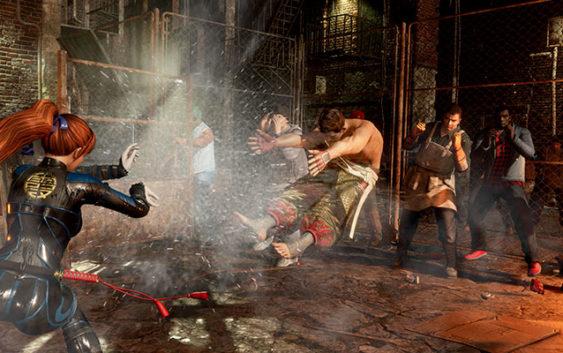 [E3 2018] Dead or Alive 6 : du gameplay pour le Fighting Game de Team Ninja