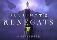 [E3 2018]Destiny 2 : Renégats présente son nouveau mode de jeu Gambit