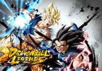 Dragon Ball Legends disponible sur l'App Store et Google Play