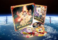 Golden Box Dragon Ball Z : deux films et deux inédits bientôt disponibles en DVD et Blu-Ray