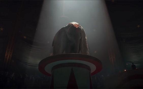 Dumbo : une première bande annonce pour l'adaptation par Tim Burton