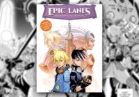 Epic Lanes : L'esport a enfin son manga !