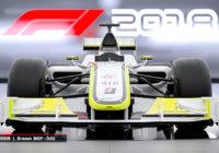 F1 2018 dévoile ses bonus de précommande en vidéo