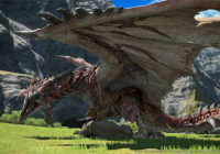[E3 2018] Final Fantasy XIV Online accueille Rathalos, le Roi des cieux de Monster Hunter: World