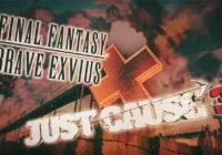 Final Fantasy Brave Exvius : un événement en collaboration avec Just Cause 3