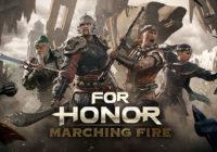 [E3 2018] For Honor : la mise à jour Marching Fire ajoutera 4 nouveaux héros dès le 16 octobre